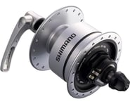 Shimano DH-3N72 Dynamo Front Hub (Silver) (36H) | relatedproducts