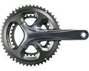 Shimano Tiagra 4700 Crankset (Grey) (2 x 10 Speed) (Hollowtech II) (172.5mm) (52/36T) | alsopurchased