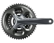Shimano Tiagra 4703 Crankset (Grey) (3 x 10 Speed) (Hollowtech II) (165mm) (50/39/30T) | relatedproducts