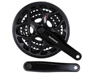 Shimano Tourney A073 7/8-Speed 170mm 30/39/50t Square Crankset with Chainguard, | relatedproducts