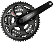 Shimano Tourney FC-A073 Crankset (Black) (3 x 7/8 Speed) (Square Taper) | product-related