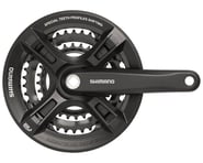 Shimano Altus FC-M311 Crankset (Black) (3 x 7/8 Speed) (Square Taper) (170mm) (48/38/28T) | relatedproducts