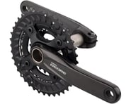 Shimano Deore M6000-3 Crankset (Black) (3 x 10 Speed) (Hollowtech II) | alsopurchased