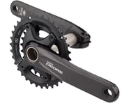 Shimano Deore M6000-3 Crankset (Black) (2 x 10 Speed) | relatedproducts