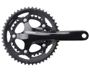 Shimano Tiagra R460 Crankset (Black) (2 x 10 Speed) (Hollowtech II) | relatedproducts