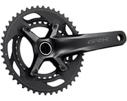 Shimano GRX FC-RX600 Crankset (Black) (2 x 11 Speed) (Hollowtech II) (170mm) (46/30T) | alsopurchased
