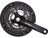 Shimano Alivio T4010 Octalink Crankset w/ Chainguard (3 x 9 Speed) | relatedproducts