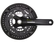 Shimano Alivio T4010 Octalink Crankset w/ Chainguard (3 x 9 Speed) (175mm) (44/32/22T) | relatedproducts