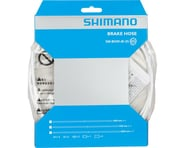 Shimano BH59-JK-SS Hydraulic Disc Brake Hose Kit (White) (1700mm) | relatedproducts