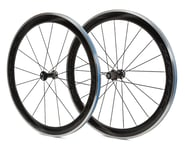 Shimano Dura-Ace WH-R9100-C60-CL Carbon Laminated Clincher Wheelset | relatedproducts