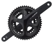 Shimano 105 FC-R7000 Crankset (Black) (2 x 11 Speed) (Hollowtech II) | relatedproducts