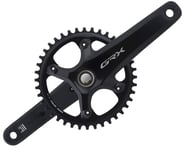 Shimano GRX FC-RX810 Crankset (Black) (1 x 11 Speed) (Hollowtech II) | relatedproducts