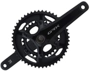 Shimano GRX FC-RX810 Crankset (Black) (2 x 11 Speed) (Hollowtech II) (175mm) (48/31T) | alsopurchased