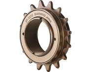 "Shimano SF-1200 Freewheel (Brown) (20T) (for 1/2"" x 1/8"" Chain) 