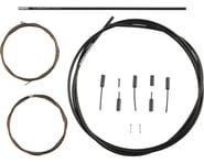 Shimano Dura-Ace R9100 SP41 Polymer-Coated Derailleur Cable Set (Black) | relatedproducts
