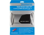 Shimano Dura-Ace BC-9000 Polymer-Coated Road Brake Cable Set (White) | relatedproducts