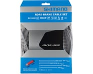 Shimano Dura-Ace BC-9000 Polymer-Coated Road Brake Cable Set (High-Tech Gray) | relatedproducts