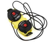Sidi Shot/Tiger Double Tecno-3 Push Closure System (Yellow/Black) (Half Pair) | relatedproducts