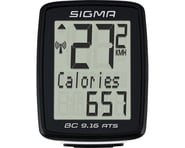 Sigma BC 9.16 ATS Bike Computer (Black) (Wireless) | alsopurchased