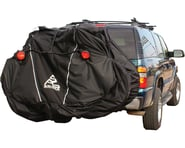 Skinz Hitch Rack Rear Transport Cover w/ Light Kit (Fits 2-4 Bikes) | relatedproducts