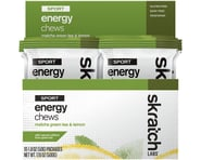 Skratch Labs Sport Energy Chews (Matcha Green Tea & Lemon) (10 1.7oz Packets) | alsopurchased