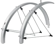 SKS B42 Commuter II Bolt-On Fender Set (700 x 25-35mm) (Silver) | relatedproducts