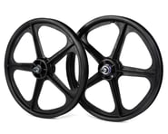"Skyway Tuff Wheel II 20"" Wheel Set (Black) (3/8"" Axle) 