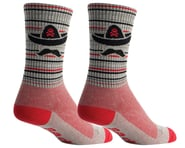 "Sockguy 6"" Socks (Bad Hombre) 
