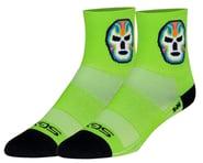 "Sockguy 4"" SGX Socks (Luchador) | relatedproducts"
