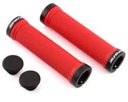 Spank Spoon Lock-On Grips (Red) | relatedproducts