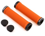Spank Spoon Lock-On Grips (Orange) | relatedproducts