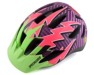 Specialized Shuffle Child LED MIPS Helmet (Monster Green/Acid Pink Lightning)   relatedproducts