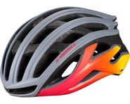 Specialized S-Works Prevail II MIPS Helmet w/ ANGi (Cool Grey/Acid Pink/Golden Yellow)   relatedproducts