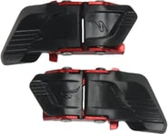 Specialized SL2 Replacement Shoe Buckles (Black) (LEFT/RIGHT Regular) | relatedproducts