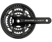 Sr Suntour XCT Jr. Crankset (3 x 9 Speed) (Square Taper) | relatedproducts