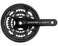 Sr Suntour XCT Jr. Crankset (3 x 9 Speed) (Square Taper) (160mm) (44/32/22T) | relatedproducts