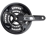 Sr Suntour XCM-T Crankset - 170mm, 9-Speed, 48/36/26t, 104/64 BCD, Shimano Octal | relatedproducts