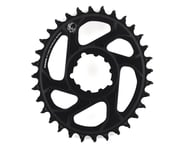 SRAM Eagle X-Sync 2 Oval Direct Mount Chainring (Black) (Boost) | relatedproducts