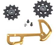 SRAM XX1 Eagle Ceramic Bearing Pulleys w/ Gold Inner Cage | relatedproducts