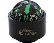 StemCAPtain Compass Headset Top Cap: Black | relatedproducts