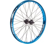 Stolen Rampage Front Wheel (Black/Blue) | relatedproducts