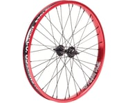 Stolen Rampage Front Wheel (Black/Red) | relatedproducts