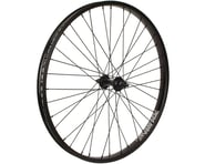 "Stolen Rampage 24"" Cruiser Front Wheel (Black) 
