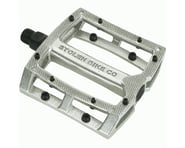 Stolen Throttle Unsealed Pedals (Silver) (Pair) | product-related