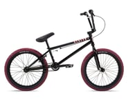 "Stolen 2021 Casino 20"" BMX Bike (20.25"" Toptube) (Black/Blood Red) 
