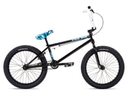 "Stolen 2021 Stereo 20"" BMX Bike (20.75"" Toptube) (Black/Swat Blue Camo) 