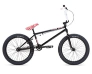 "Stolen 2021 Stereo 20"" BMX Bike (20.75"" Toptube) (Black/Fast Times Red) 
