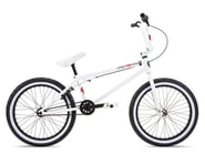 "Stolen 2021 Overlord 20"" BMX Bike (20.75"" Toptube) (Snow Blind White) 