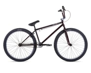 "Stolen 2021 Zeke 26"" BMX Bike (22.25"" Toptube) (Deep Purple/Silver) 