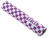 Stolen Fast Times Crossbar Pad (Lavender/White Checker) | relatedproducts
